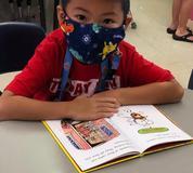 Elementary student 3