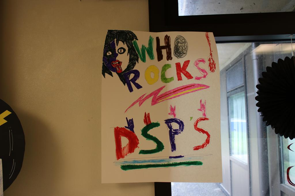 Artwork celebrating DSPs