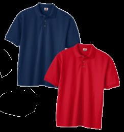Image of uniform polos
