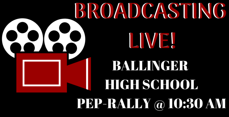 Live Broadcast!