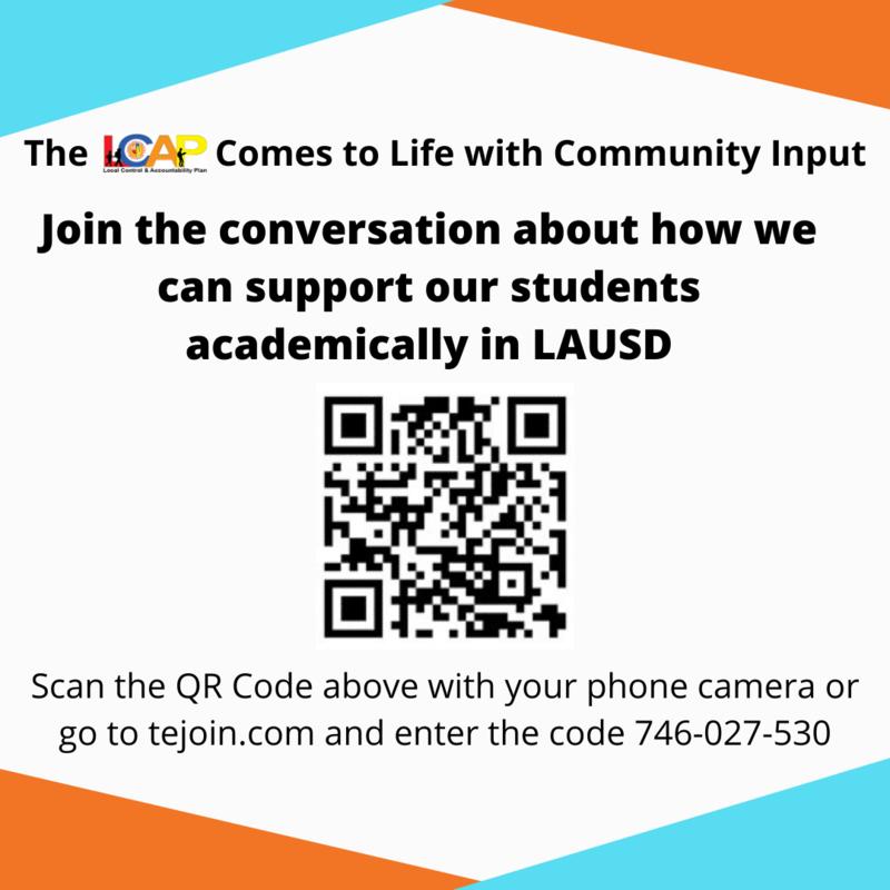 Community Feedback Flyer