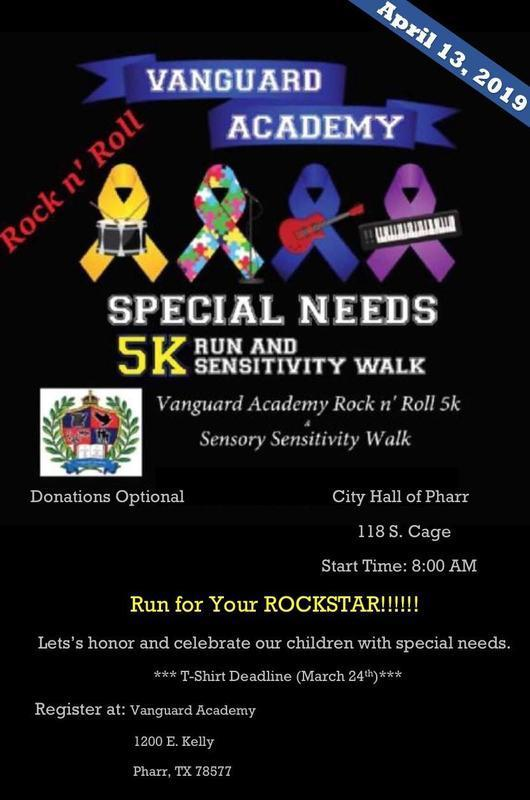 Please join us at the 5K run/walk April  13th Featured Photo