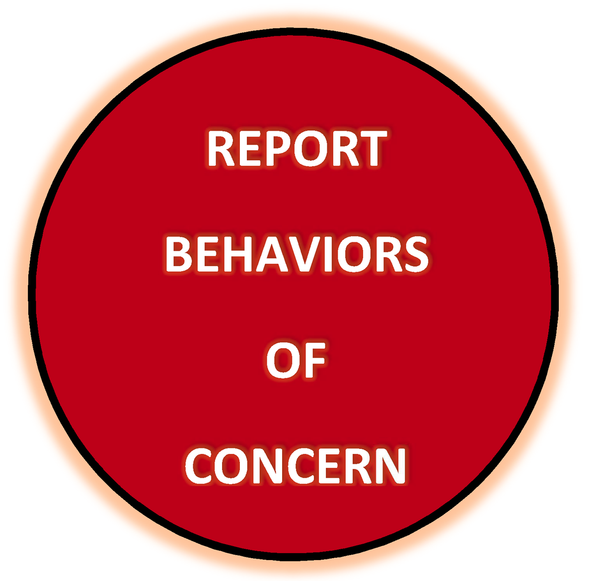 Report Behaviors of Concern