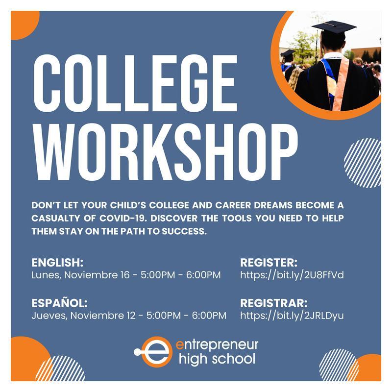 College Planning Workshop