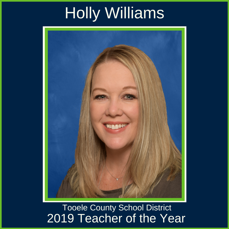 A look back at the 2019 Teacher of the Year Thumbnail Image