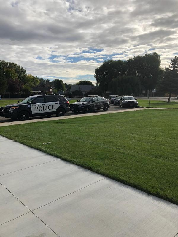 Thank you Nampa's Finest!