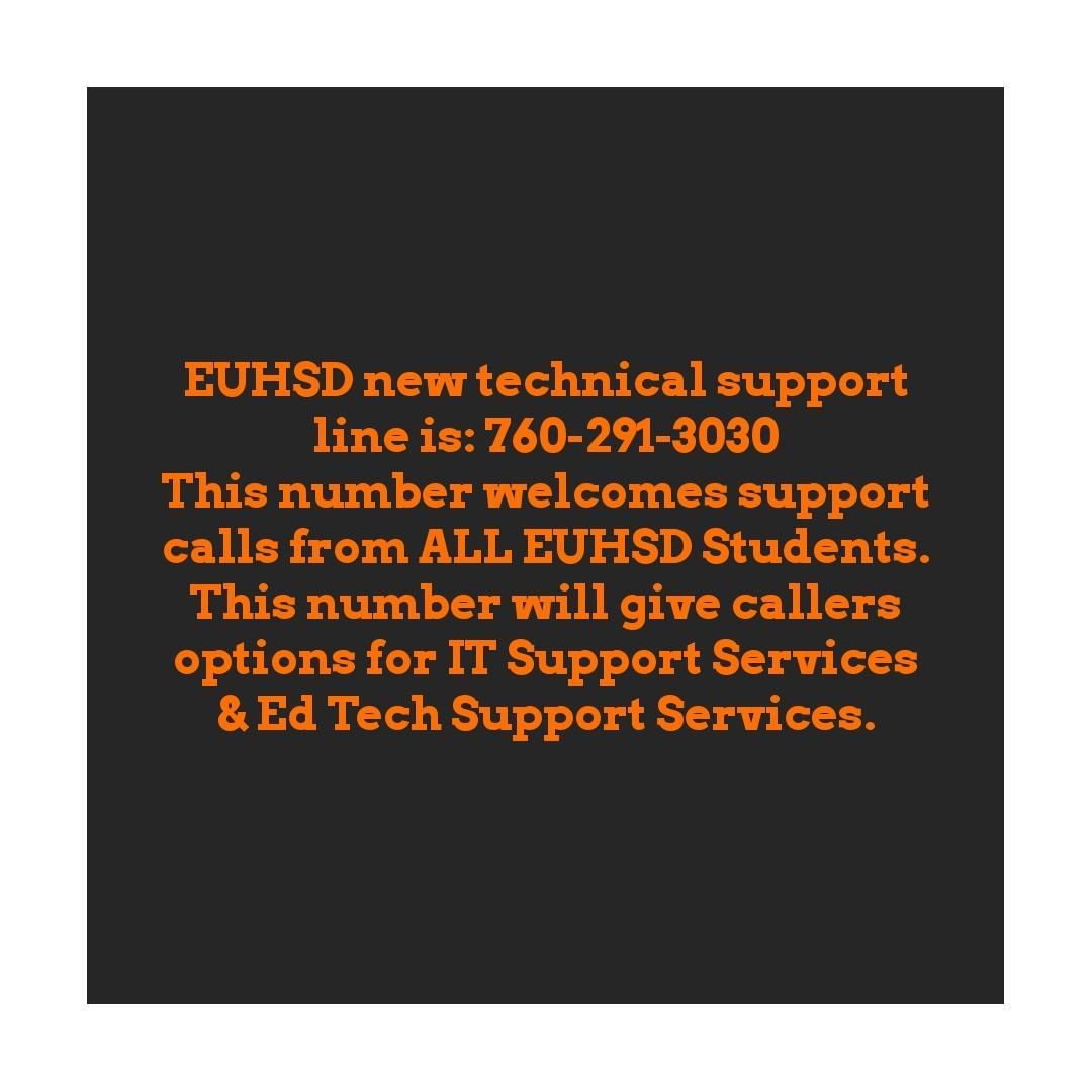 Tech Support Phone