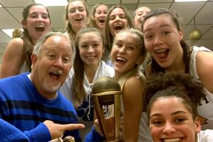 Girls Basketball Hub City Champs