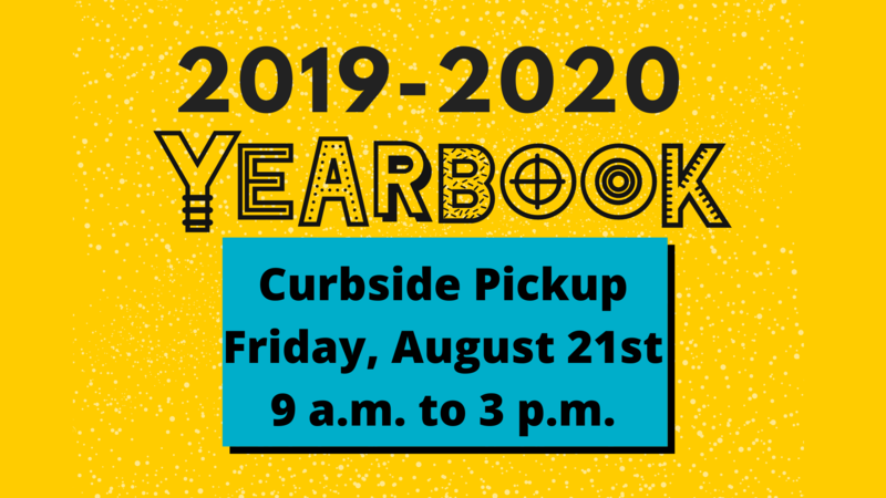 Yearbook Curbside Pickup Featured Photo