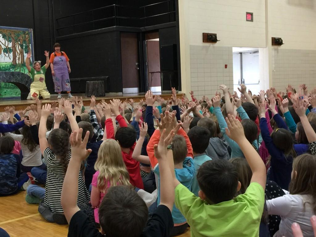 Hyatt Elementary Assembly