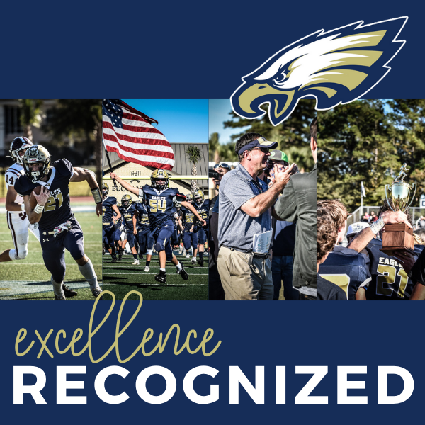 HHCA Eagles Recognized With Top Honors Featured Photo