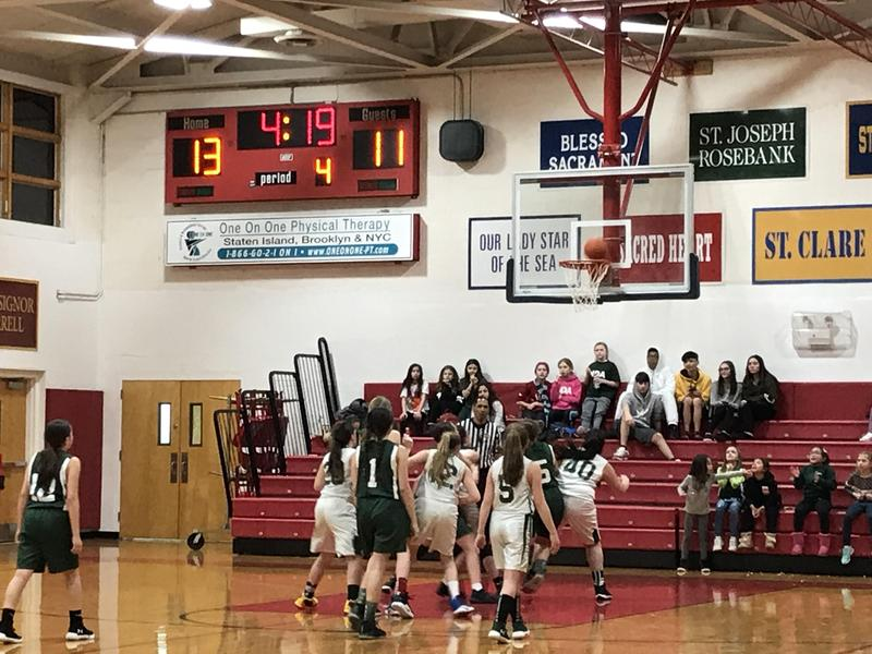 Basketball Team Wins CYO B Division! Featured Photo