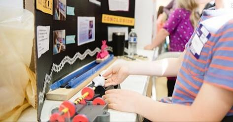 More photos from our 4th Annual Science Fair Featured Photo