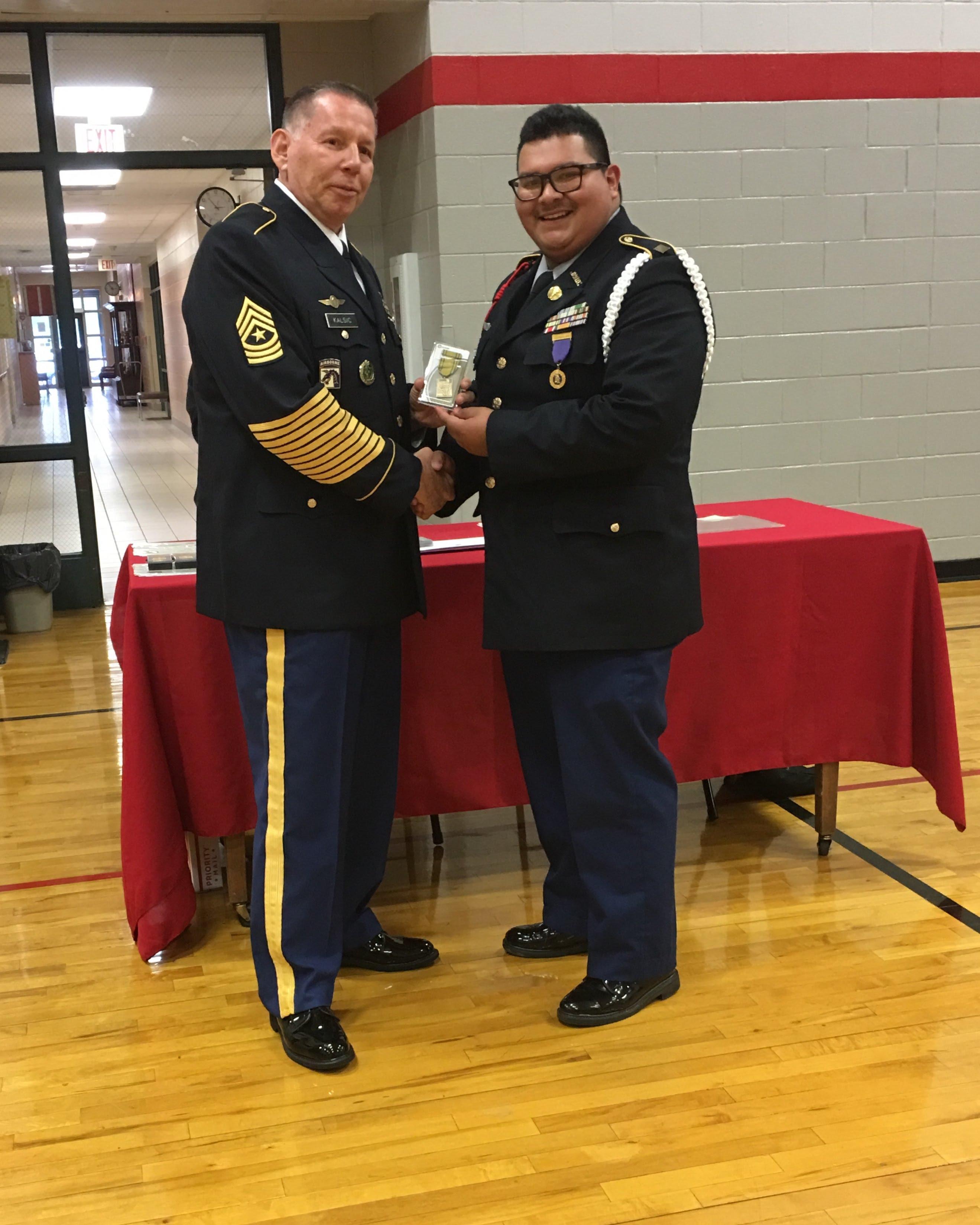 Battalion Awards Day