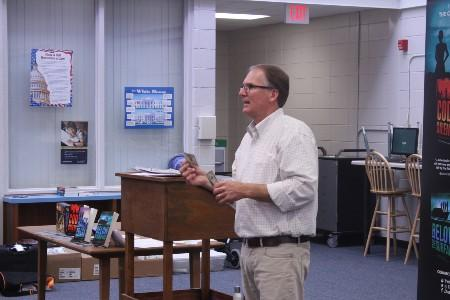 Tim Shoemaker - Author Visit 2017