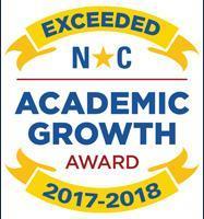 G.W. Carver receives Academic Growth Award! Thumbnail Image