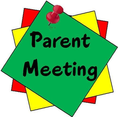 parent meeting graphic
