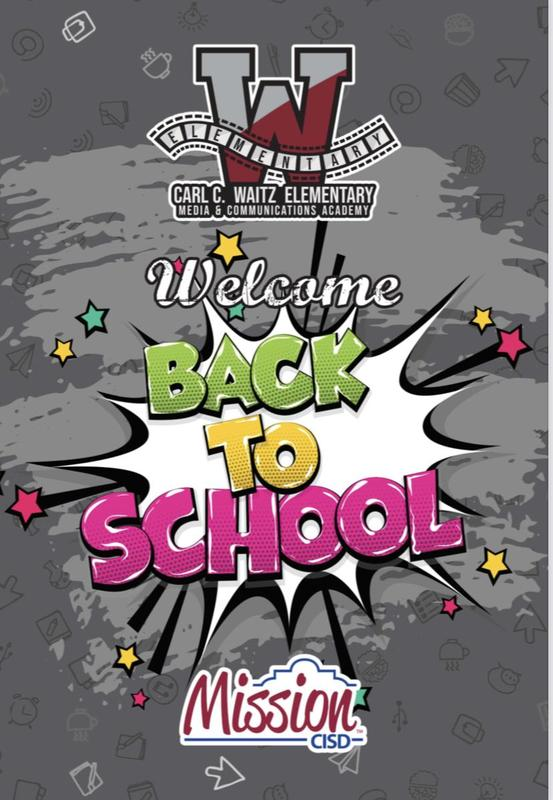 WELCOME BACK TO SCHOOL! August 16, 2021 Featured Photo