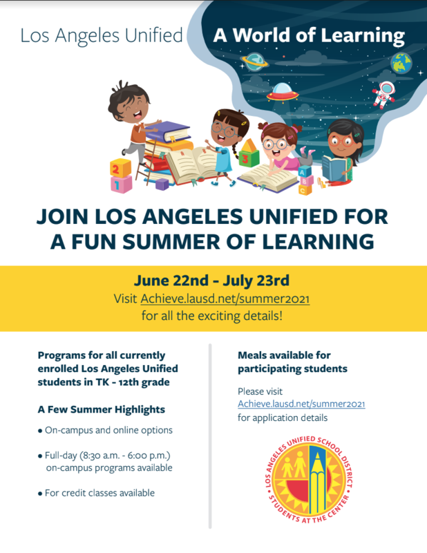 Summer of Learning - Summer of Fun Featured Photo