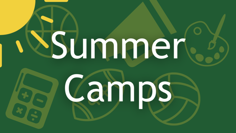 2021 Summer Camps