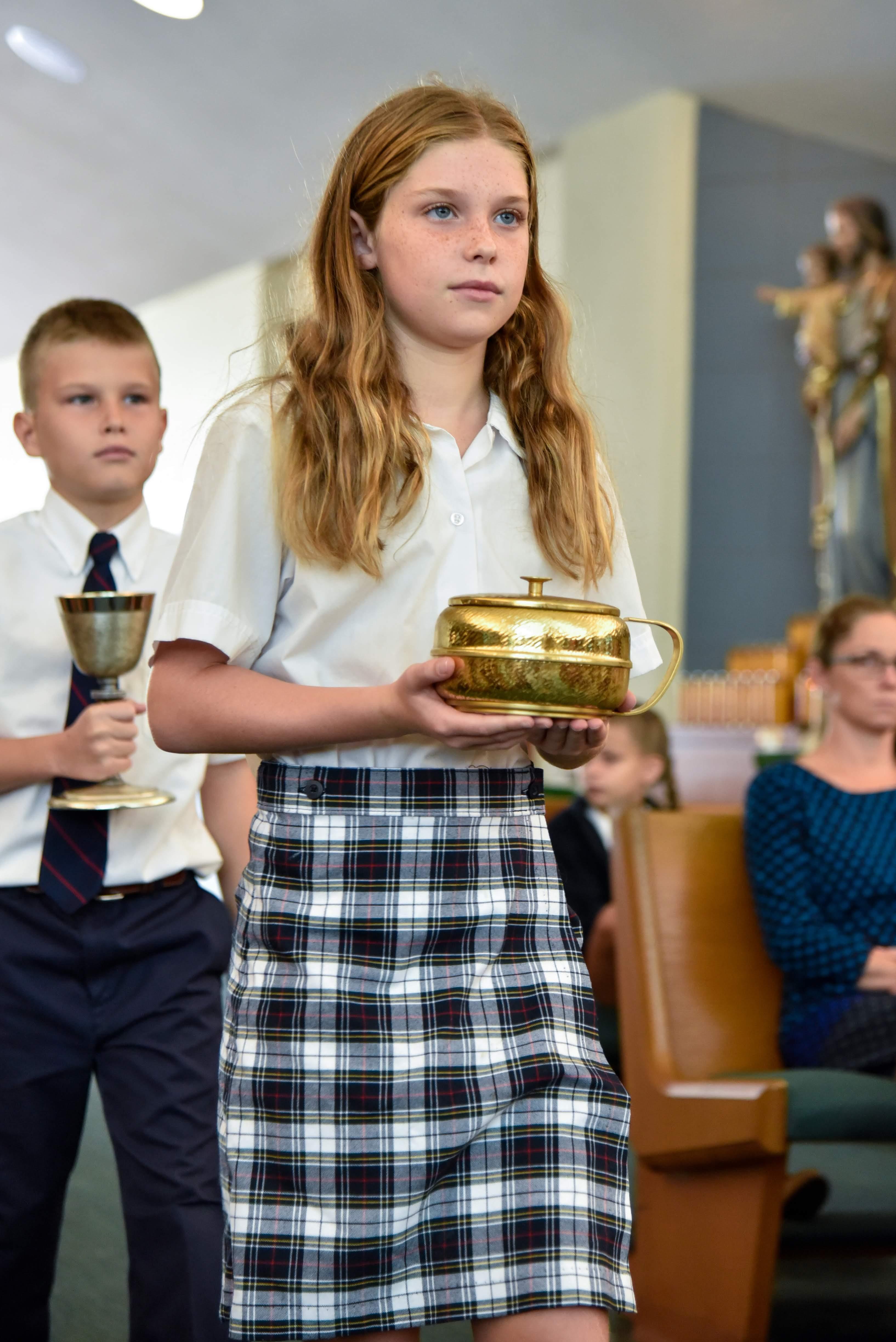 Liturgy Participation