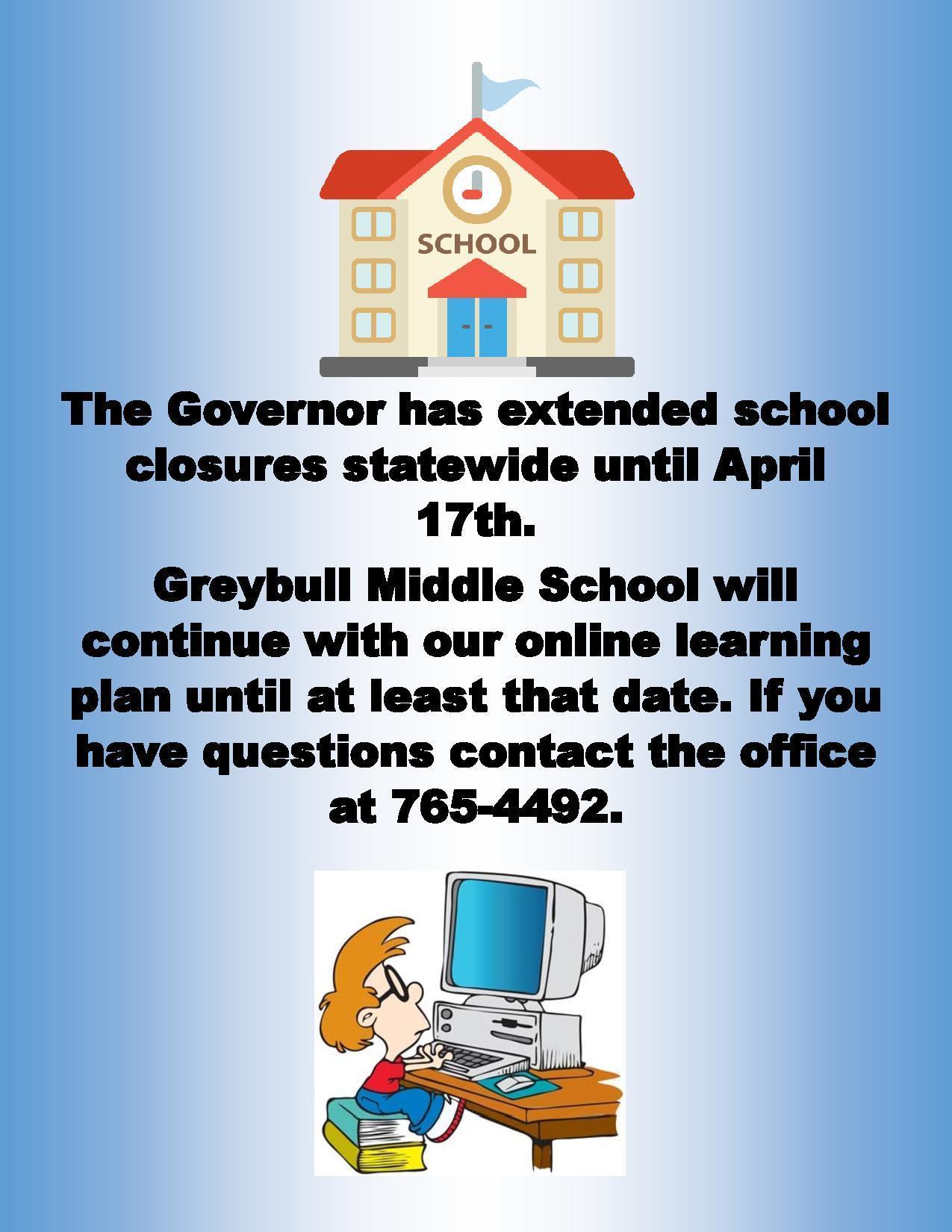 Closure Bulletin