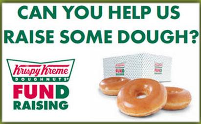 Krispy Kreme fundraiser Featured Photo