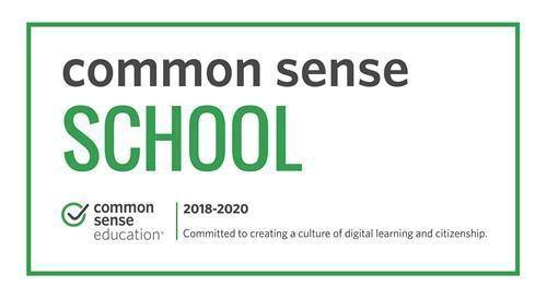 Common Sense Media School 2018-2020
