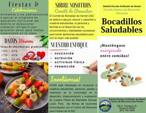 Healthy Snacking Brochure page 3
