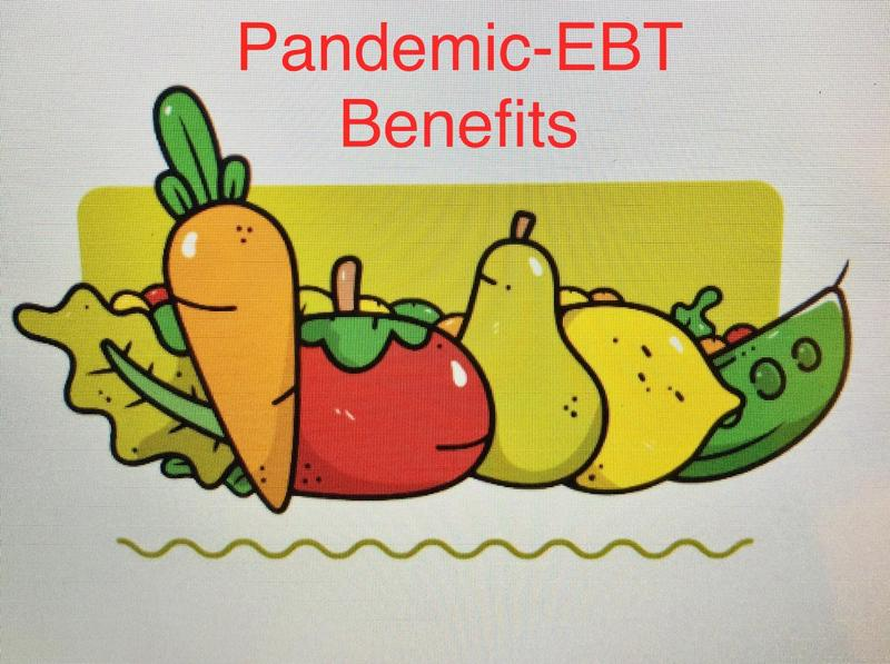 Letter to Parents with updated information for P-EBT Program! Thumbnail Image