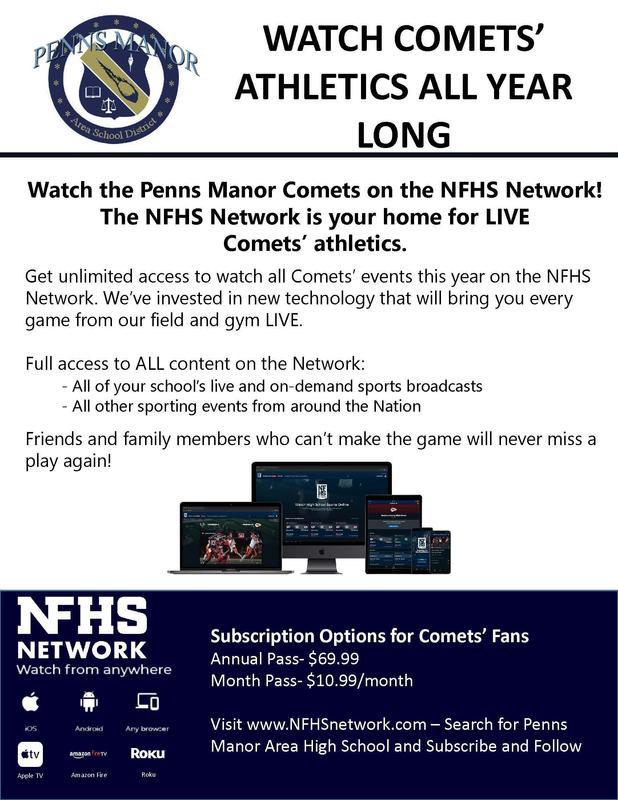 NFHS Network Flyer
