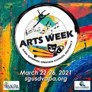 Arts Week is March 22-26