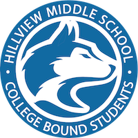 Hillview Middle School Logo
