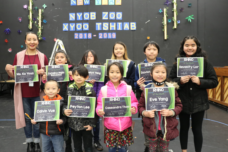 Our Rising Rhino Winners!