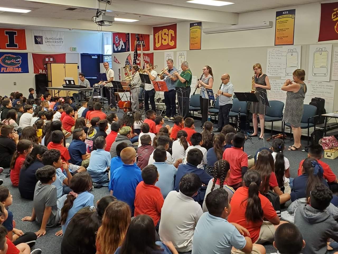 Elementary Music Team