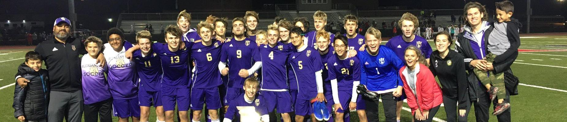 Boys Soccer - Districts