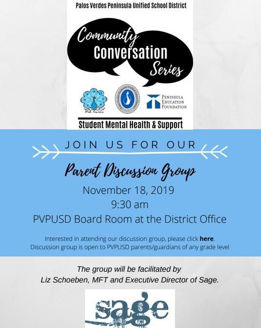 PVPUSD Community Conversation Series