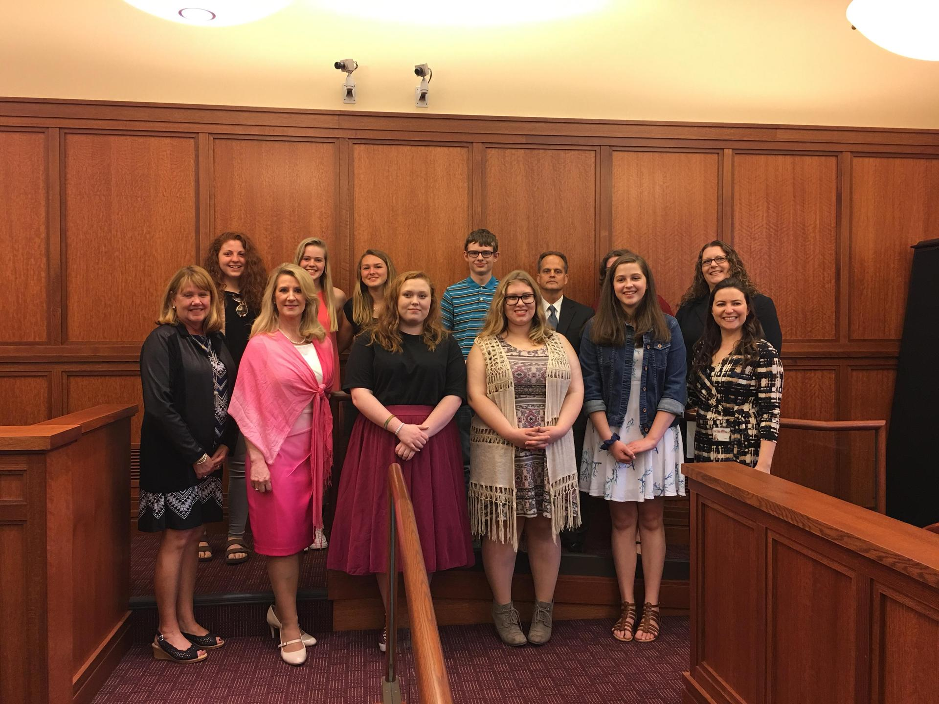 Law Day Essay Contest Winners 2018