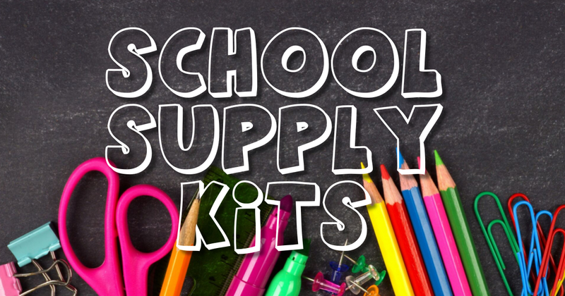 2021-2022 School Supply Kit Orders Featured Photo