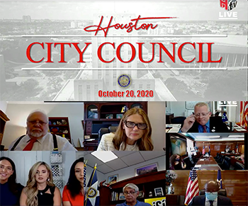 Upper Elementary Students are Honored by the Houston City Council Featured Photo
