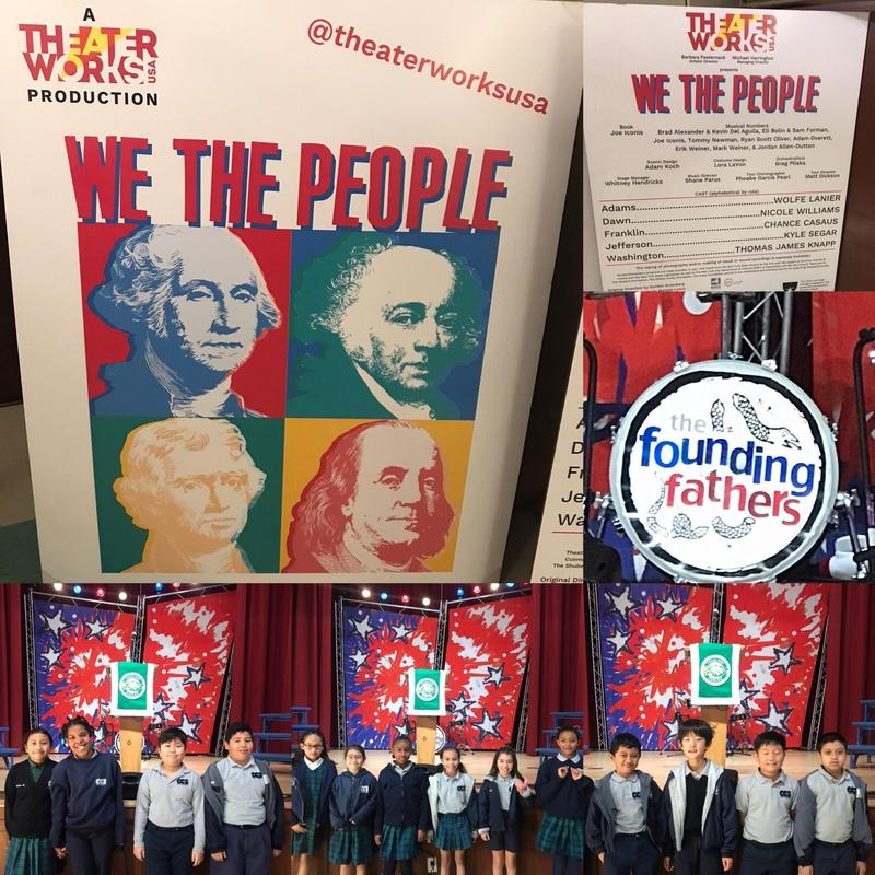 Theater Works USA Comes to Chapel for We the People Featured Photo