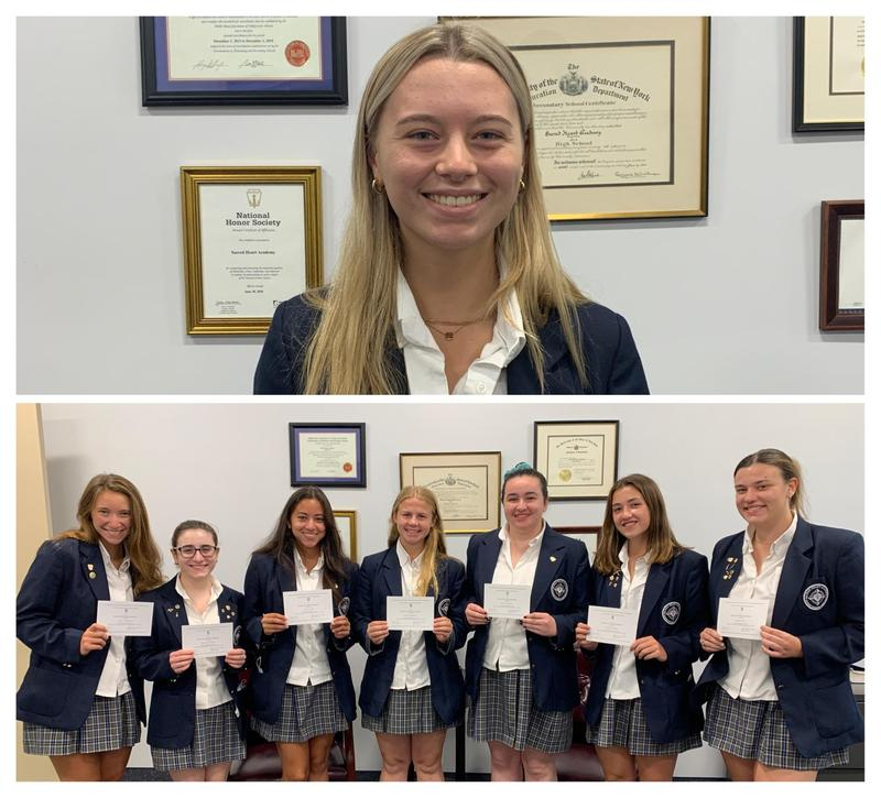 Eight Seniors Named Commended Students in the 2022 National Merit Scholarship Program Featured Photo