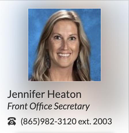 Mrs. Heaton