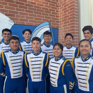 Congratulations to 9 of our talented students for being selected to perform with the Tournament of Roses Honor Band in the 131st Rose Parade! Also This year, 2 of these students will herald in the new year as part of the Tournament of Roses Herald Trumpets! We are all very proud of each of you! #proud2bepusd #GareyHigh #pasadena #cityofpomona