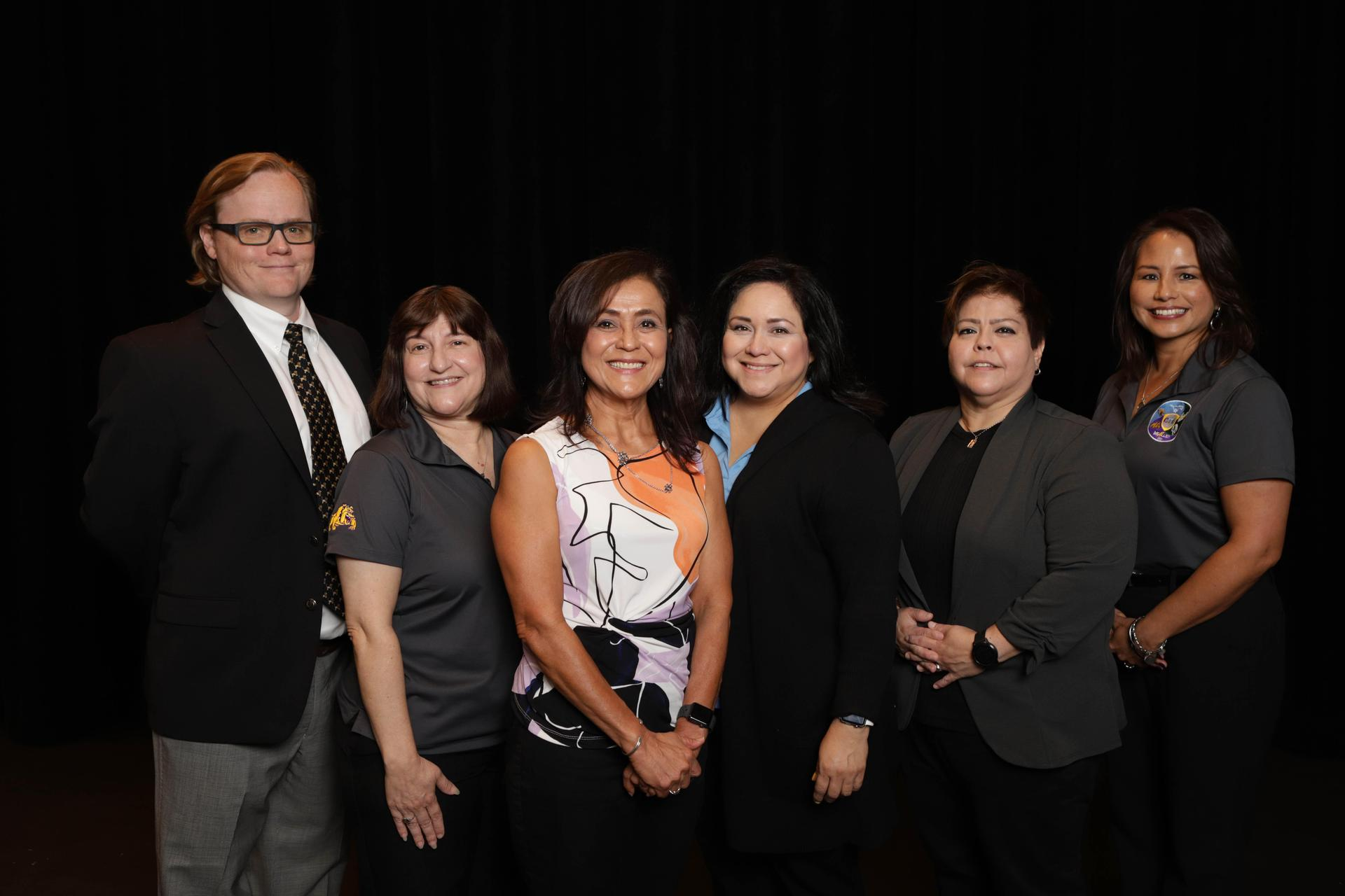 Administrators and Counselors