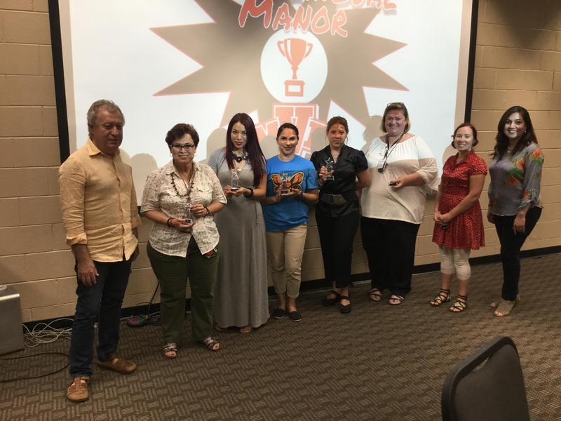 MISD Recognizes 2017-18 Multilingual MVPs Thumbnail Image