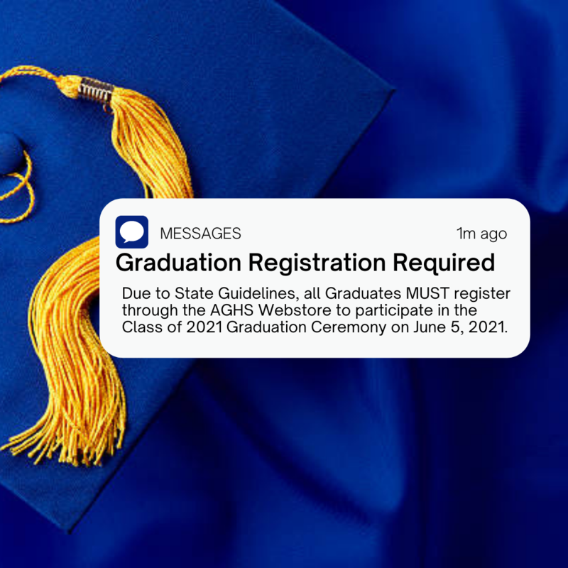 Register for Graduation