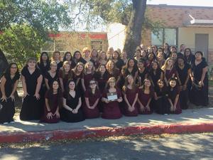 DMS Varsity Women's choir