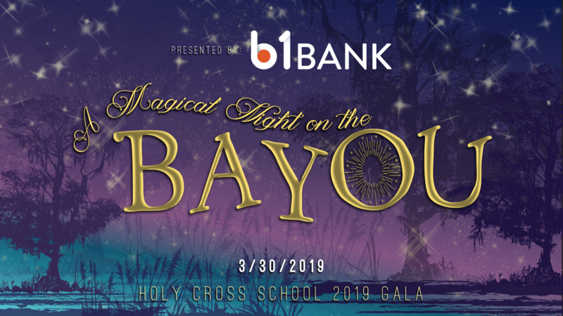 Holy Cross Announces Gala Presenting Sponsor b1BANK Featured Photo