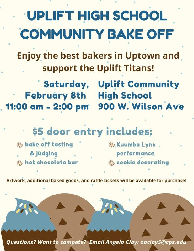 Community bake off Featured Photo